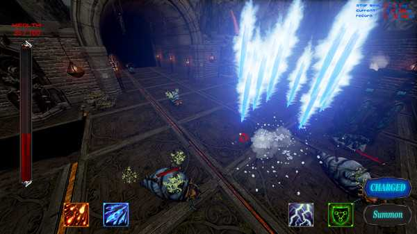 Screenshot Mystic Defense