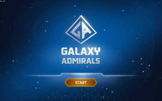 Screenshot Galaxy Admirals