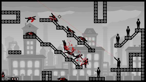 Screenshot Ricochet Kills: Noir