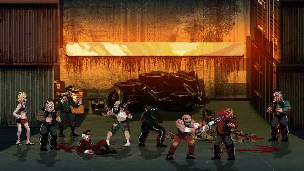 Screenshot Mother Russia Bleeds