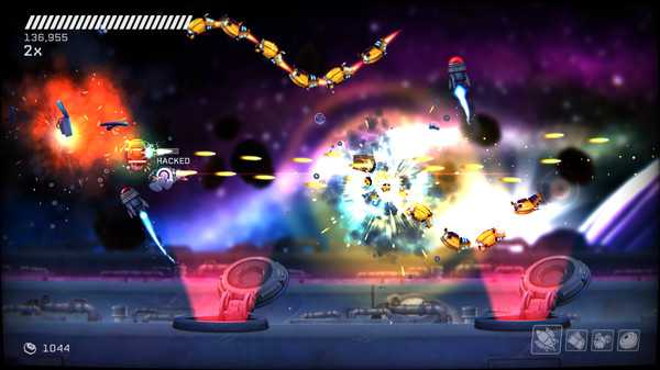 Screenshot RIVE: Wreck, Hack, Die, Retry!