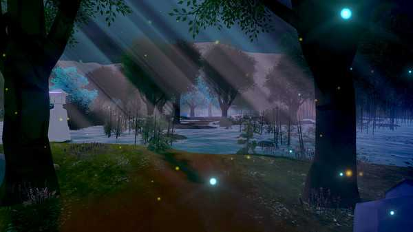 Screenshot Heaven Forest NIGHTS