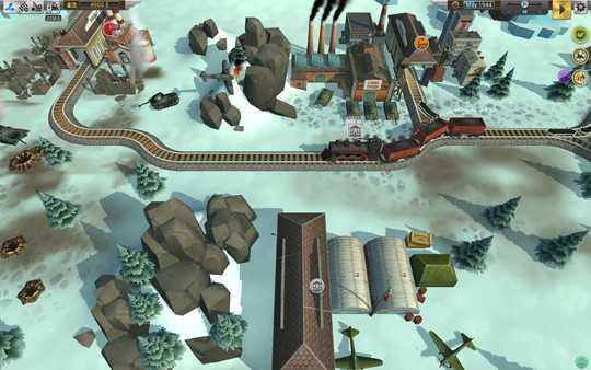 Screenshot Train Valley