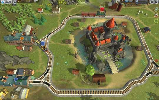 Screenshot Train Valley