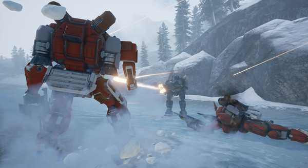 Screenshot Heavy Gear Assault