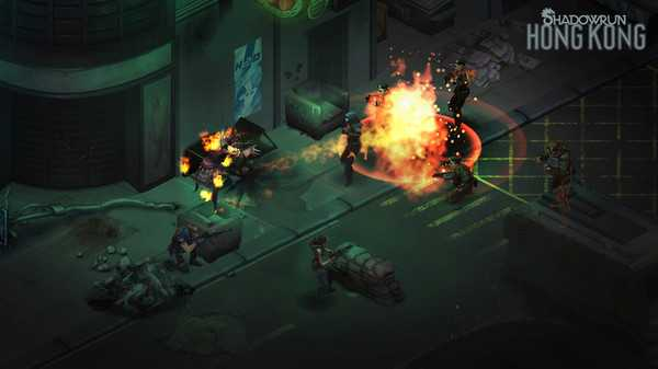 Screenshot Shadowrun: Hong Kong - Extended Edition