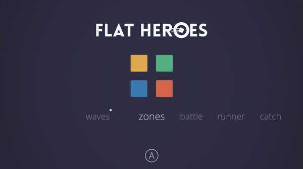 Screenshot Flat Heroes