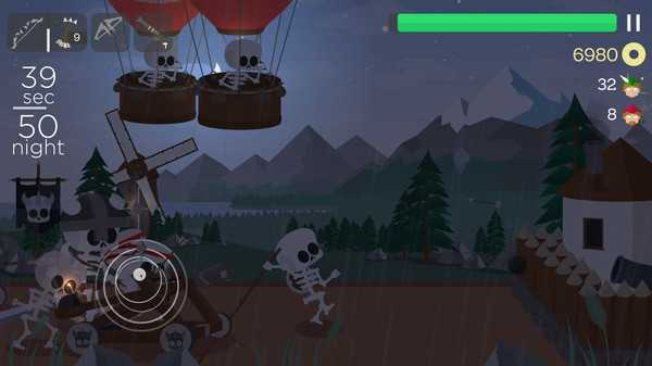 Screenshot BoneBone: Rise of the Deathlord