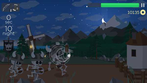 Screenshot BoneBone: Rise of the Deathlord