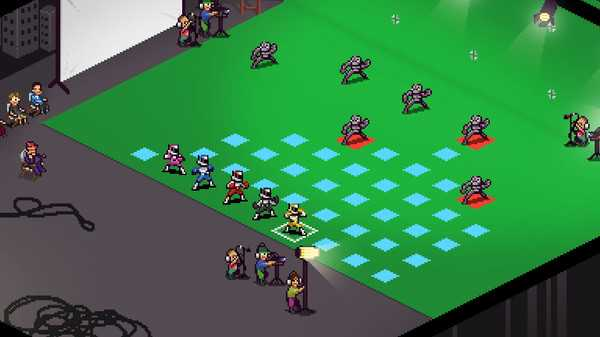Screenshot Chroma Squad
