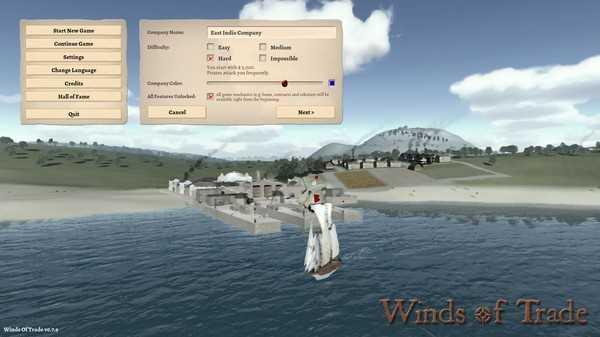 Screenshot Winds Of Trade