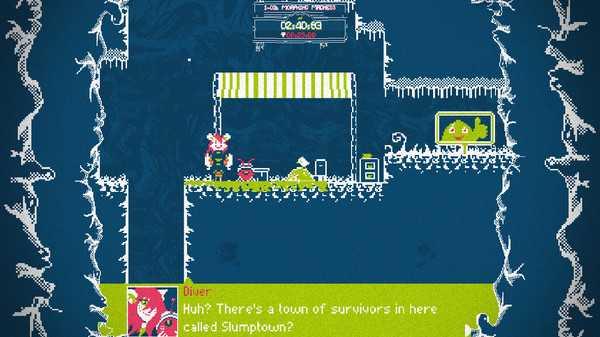 Screenshot Slime-san
