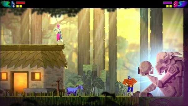 Screenshot Guacamelee! Gold Edition