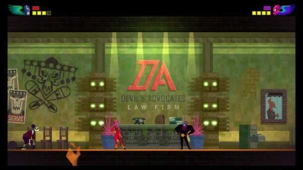 Screenshot Guacamelee! Gold Edition