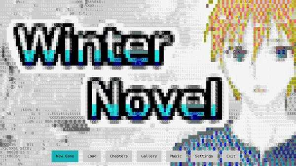 Screenshot Winter Novel