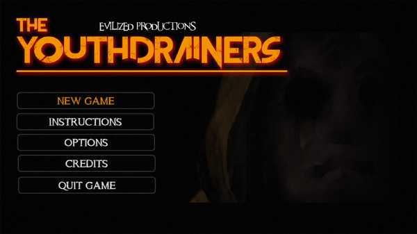 Screenshot The Youthdrainers