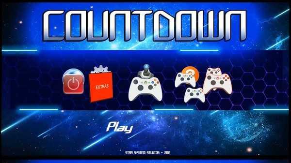 Screenshot CountDown