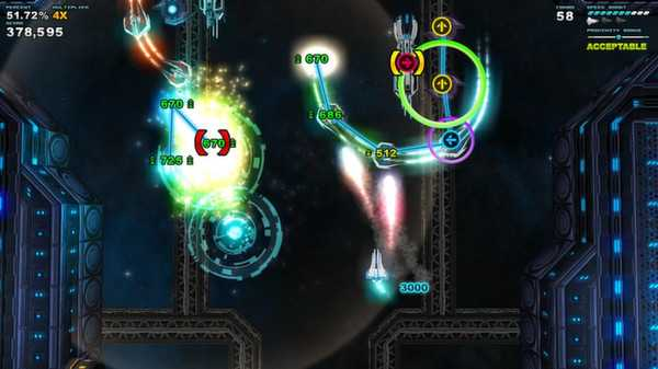 Screenshot Rhythm Destruction