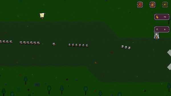 Screenshot Call Of The Mighty Warriors