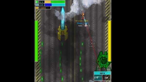 Screenshot Highway to the Moon
