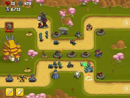 Screenshot Island Defense