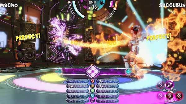 Screenshot Dance Magic