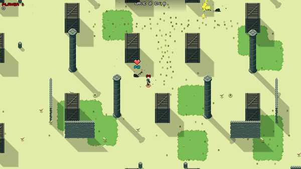 Screenshot Angry Arrows