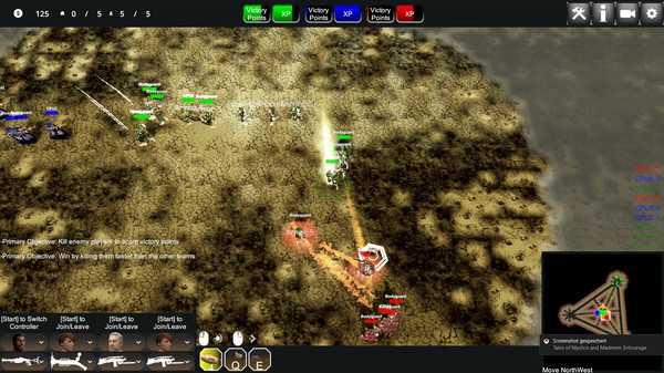 Screenshot TMM: Entourage