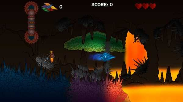 Screenshot Crystal Cosmos