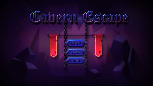 Screenshot Cavern Escape