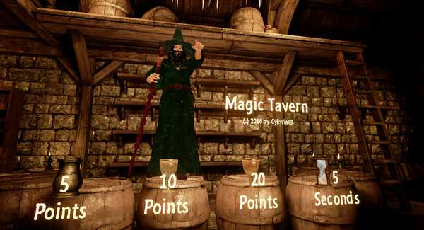 Screenshot Magic Tavern