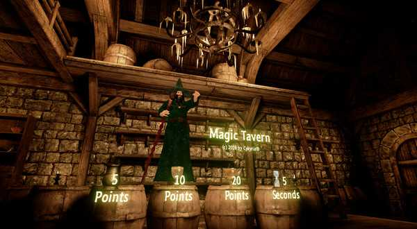 Screenshot Magic Tavern