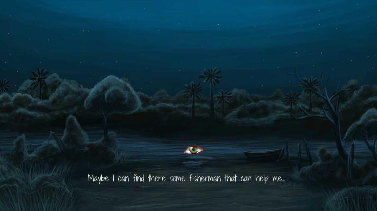 Screenshot The Last NightMary