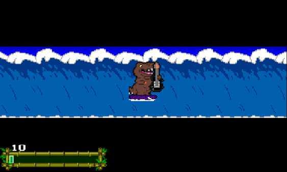 Screenshot Surfasaurus