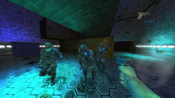 Screenshot Moonbase 332