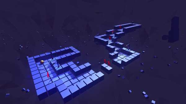 Screenshot HardCube Soundtrack
