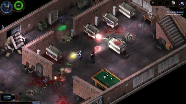 Screenshot Alien Shooter 2 Conscription