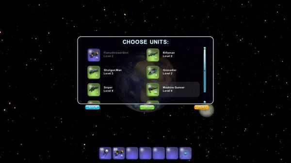 Screenshot Alien Hallway