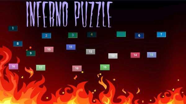 Screenshot Inferno Puzzle