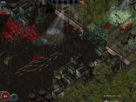 Screenshot Zombie Shooter