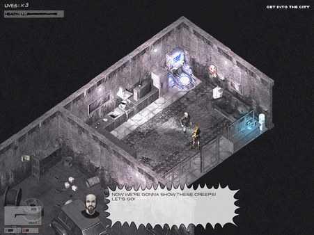 Screenshot Zombie Shooter 2