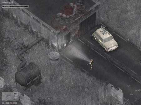 Screenshot Zombie Shooter 2