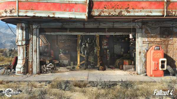Screenshot Fallout 4