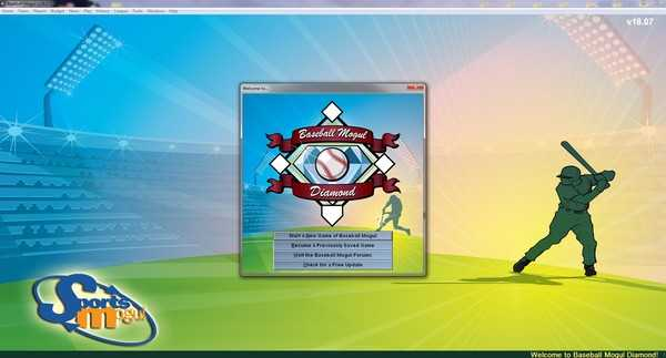 Screenshot Baseball Mogul Diamond
