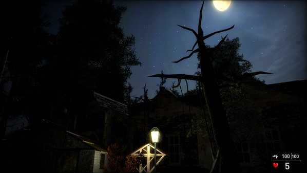 Screenshot Into the Dark