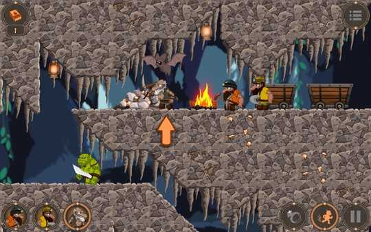 Screenshot Dwarflings
