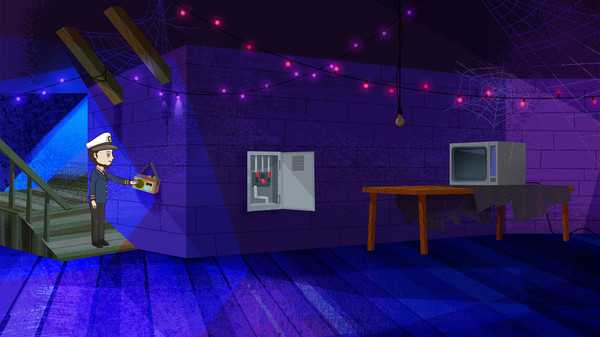 Screenshot Bayou Island - Point and Click Adventure