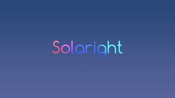 Screenshot Solaright
