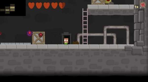 Screenshot DepthMera