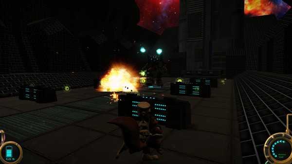 Screenshot Escape From BioStation